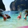 Maya Bay 'The Beach', is paradise