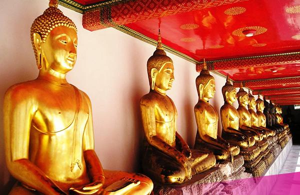 Explore Bangkok's temples