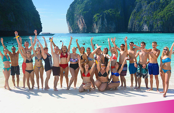 Maya Bay 'The Beach', is paradise