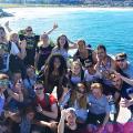 Walk along Sydney's stunning coast on our beach walk