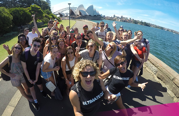 Check out Sydney on our city walk