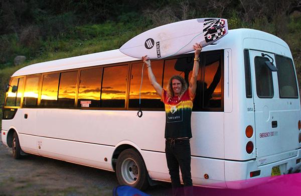 Travel the East Coast of Australia by minibus
