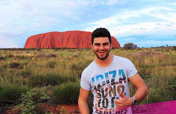 Aussie Adventure - Red Centre