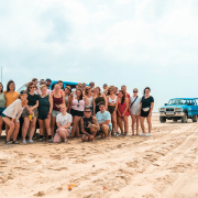It doesn't matter whether you travel alone or in a group - it matters that you travel!