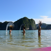 Private Island in Halong Bay