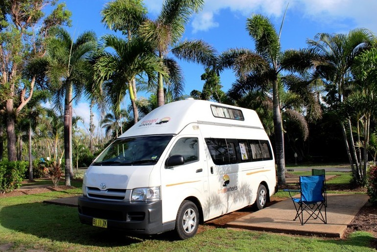 We've been there and done it so read our campervan tips!
