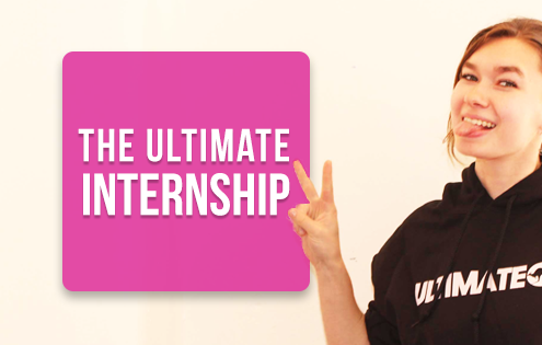 The Ultimate internship in Sydney.