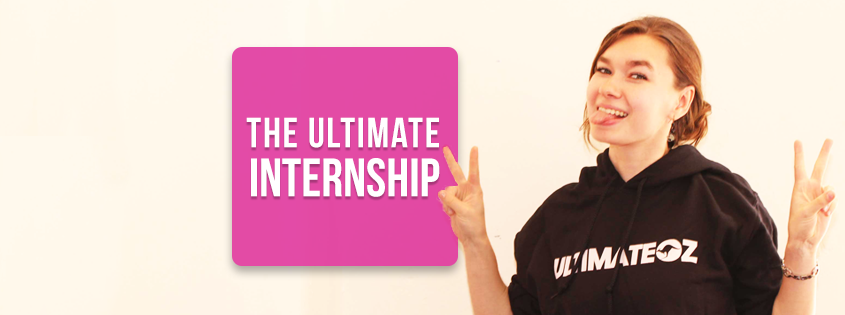 The Ultimate internship in Sydney.