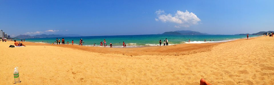 Nha Trang has got some great snorkel spots.