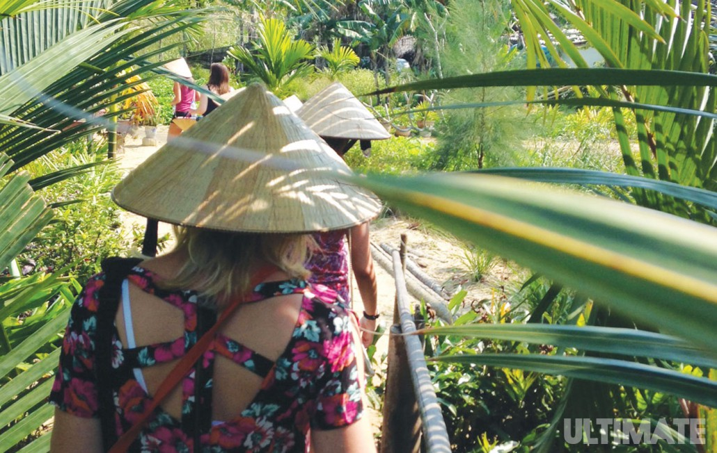 Get off the beaten track in Vietnam