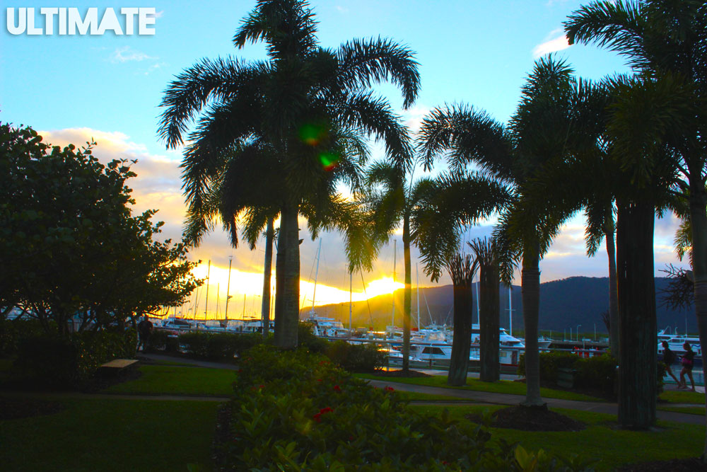 Cairns is a beautiful city