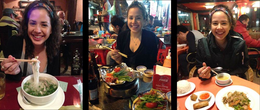 The food in Vietnam - Another reason why I love Vietnam