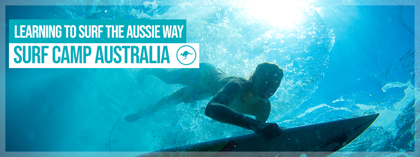 Surf Camp: Learning to Surf, the aussie way!