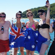 Life is good down under!