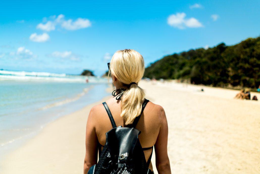 Australia has some of the world's best beaches