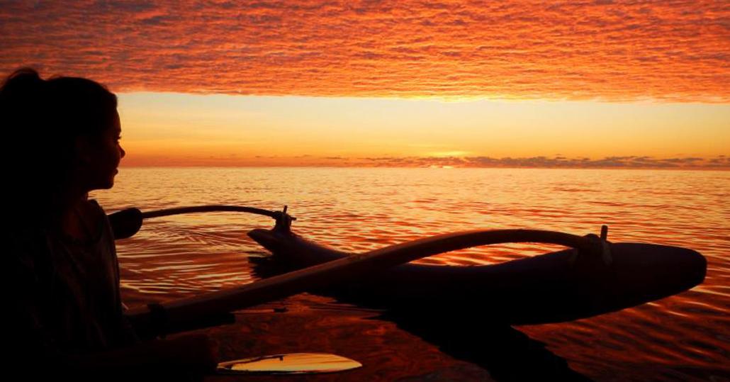 East Coast Australia sunset - Ultimate Travel