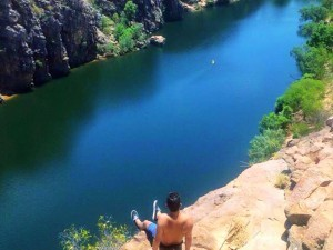 Katherine Gorge is a beautiful part of the NT