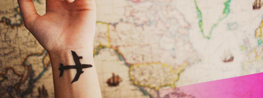 Signs you've got the travel bug