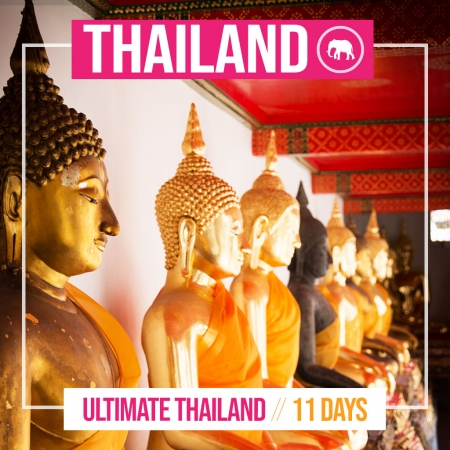 Ultimate Thailand 11 Day Adventure