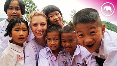 Volunteer in Koh Samui