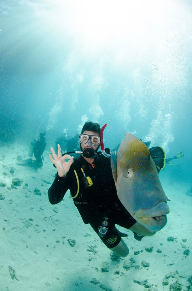 Dive in Australia to make the most of your twenties!