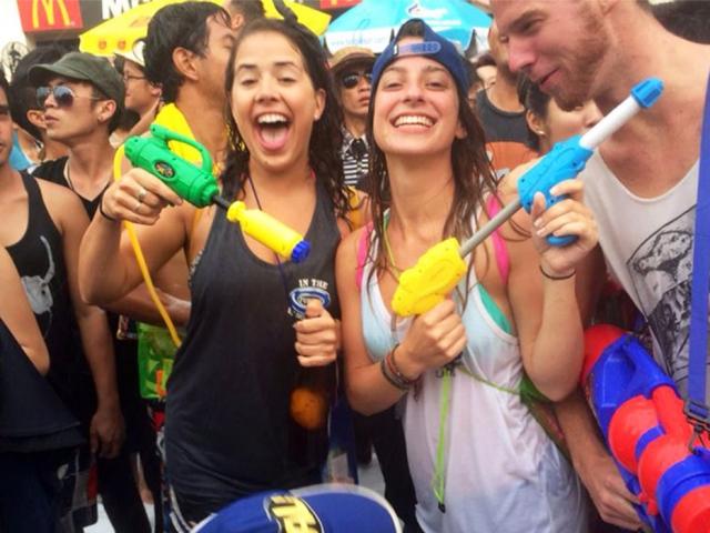 Thailand's Songkran Festival: A Survival Guide
