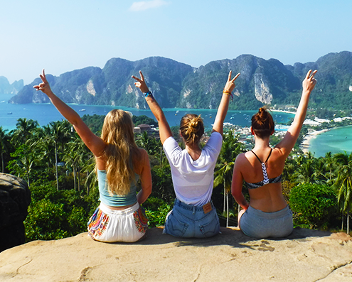 Visit Koh Phi Phi Viewpoint on Ultimate Thailand