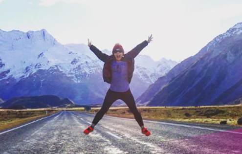Travel around New Zealand on your gap year