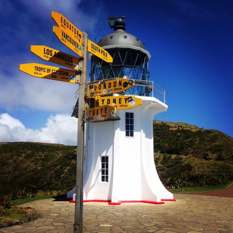 Travel around New Zealand on your gap year