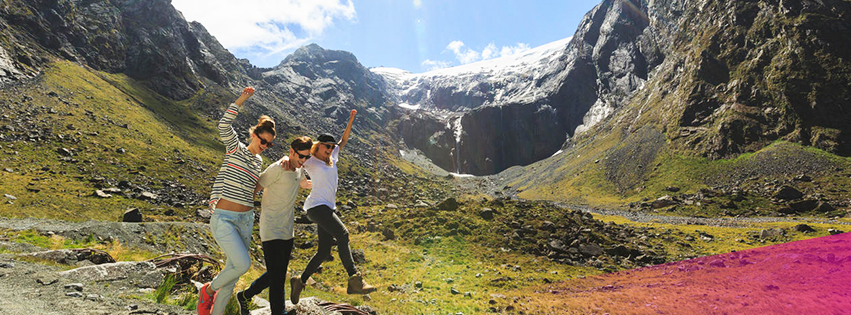5 Reasons Why New Zealand Is a Backpackers Paradise