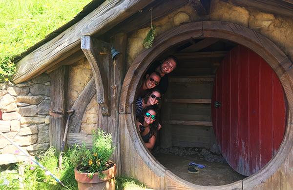 Hobbiton - More Kiwi Adventures