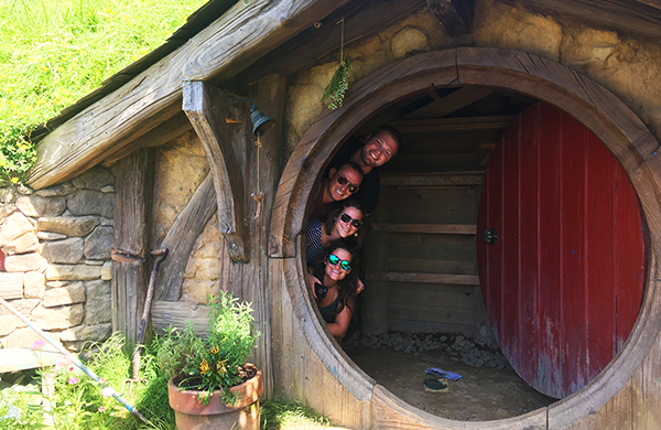Hobbiton - More Kiwi Adventures