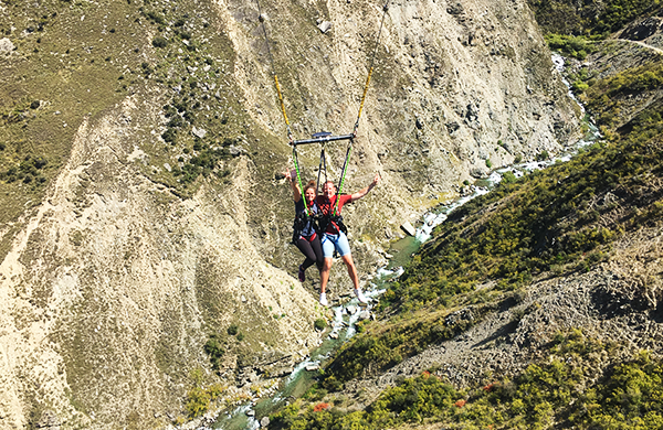 Nevis-Swing - More Kiwi Adventures