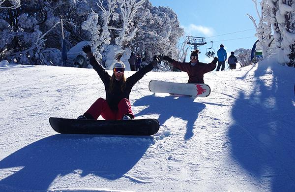 Ski/Snowboarding New Zealand - More Kiwi Adventures