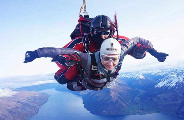 Skydive New Zealand - More Kiwi Adventures