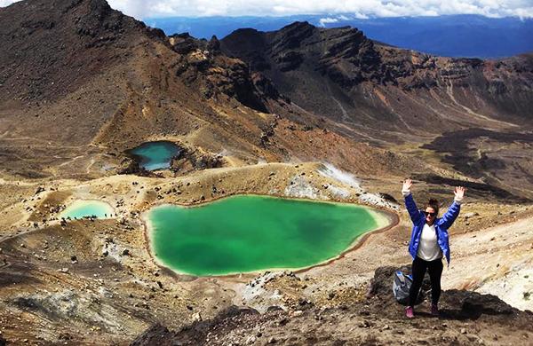 Tongariro alpine crossing - More Kiwi Adventures