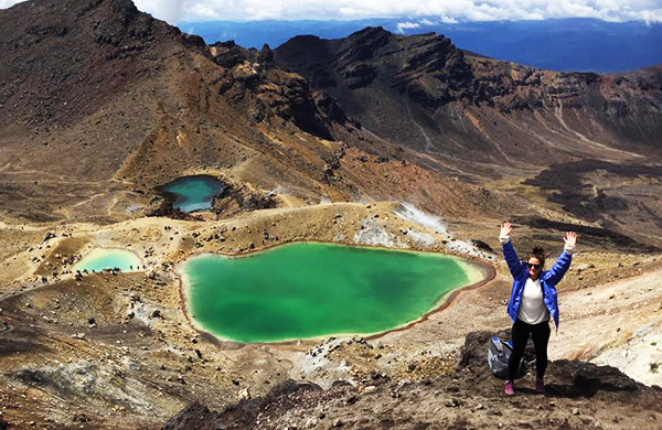 Tongariro alpine crossing - More Kiwi Adventures
