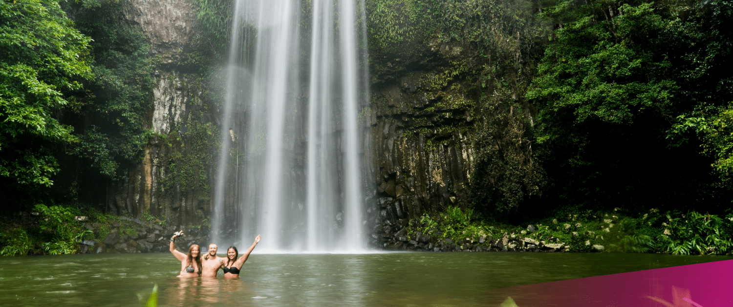 Visit the Atherton Tablelands on the Ultimate East coast package