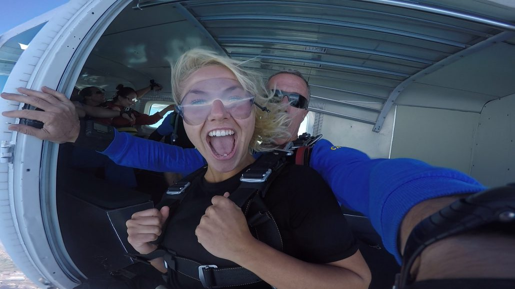 Skydiving in Australia is the best experience