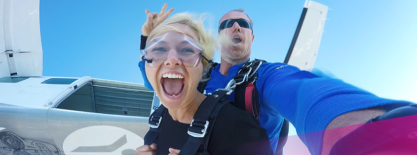 Why you should do a skydive on your gap year