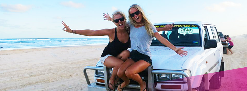 Top 5 reasons why you NEED to visit Fraser Island on your Aussie gap year!