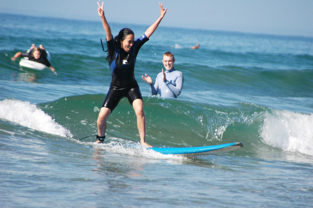 Learn to surf in Australia on the UltimateOz Surf camp