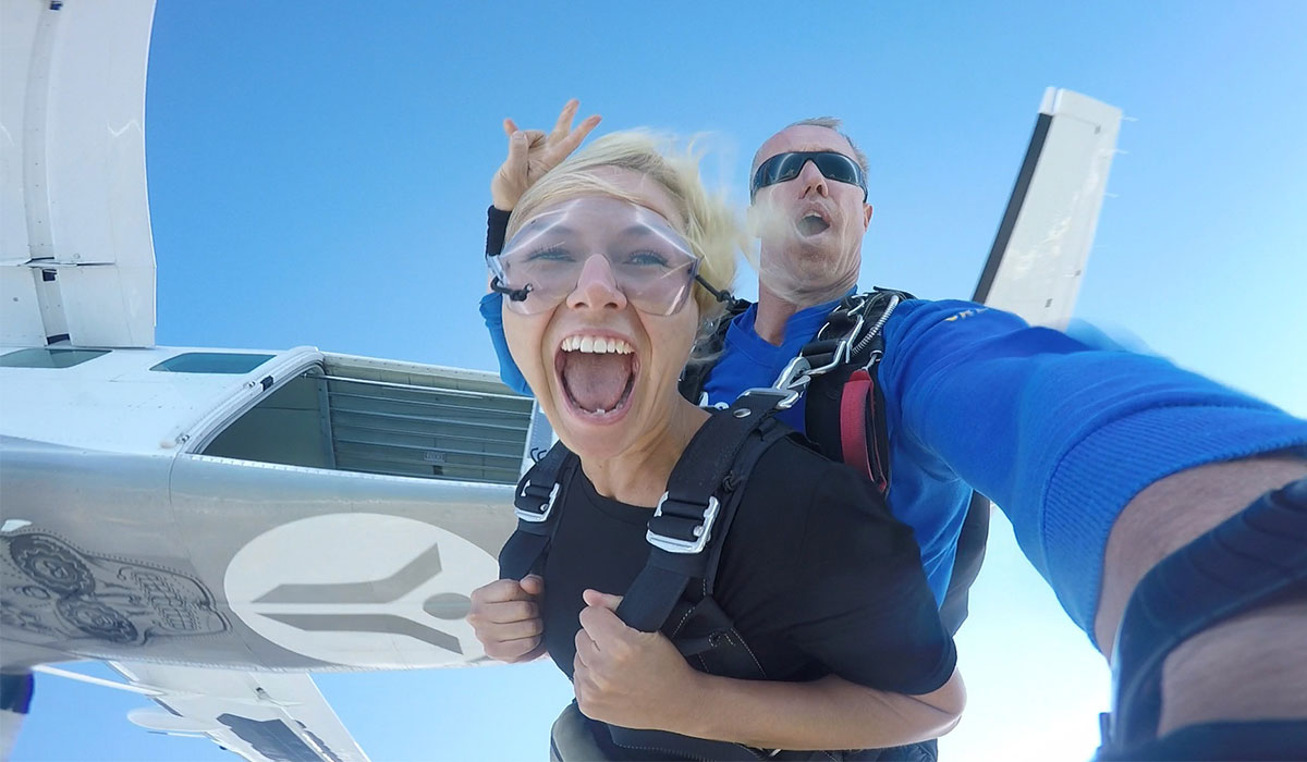 Why Skydiving Is A MUST DO On Your Gap Year