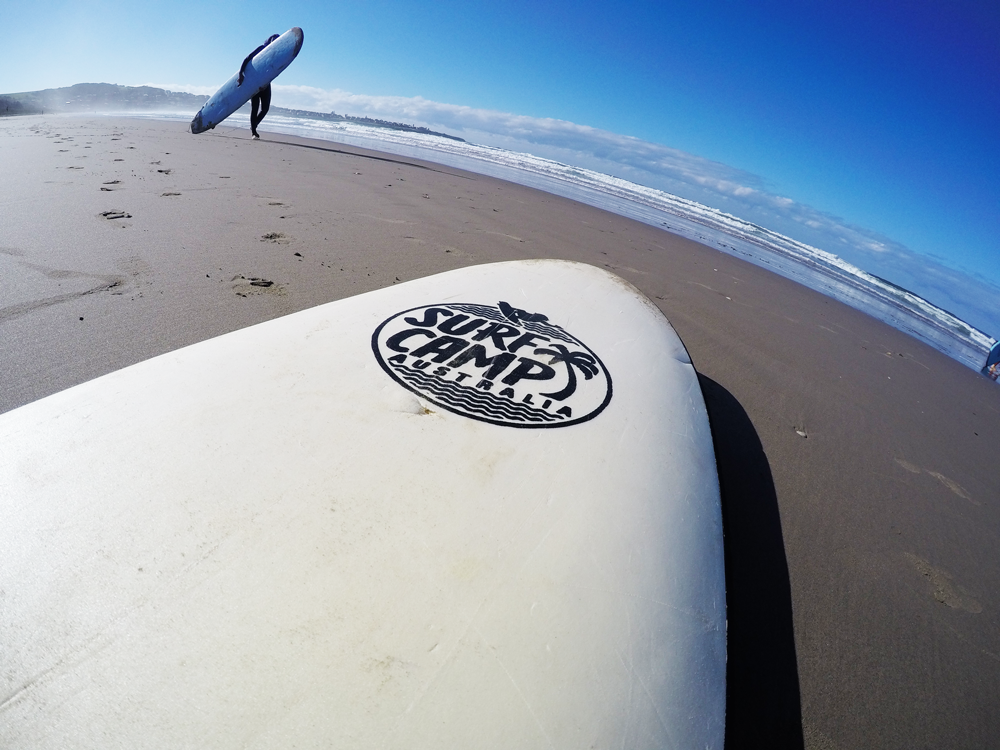 Learn to surf Aussie style at Surf Camp Australia