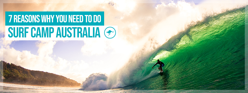 7 Reasons You NEED To Do Surf Camp Australia