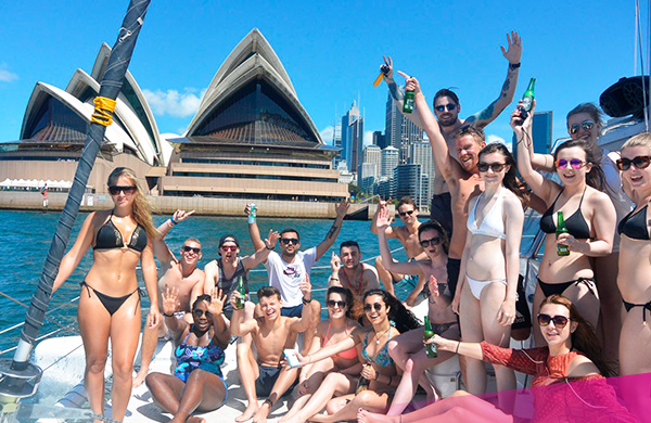 Join our Sydney Harbour Cruise on our Ultimate East Coast: City to Reef
