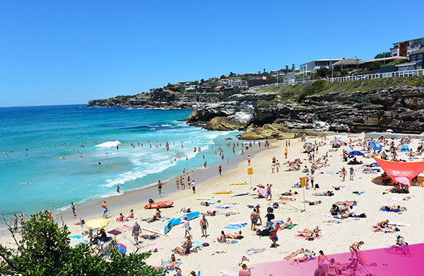 Ultimate Sydney Bondi to Coogee coastal walk