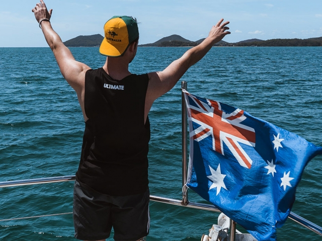 WHAT ACTUALLY IS AUSTRALIA DAY?