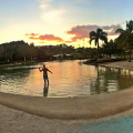 Visit Airlie Beach Lagoon on Ultimate East Coast: 5 Week
