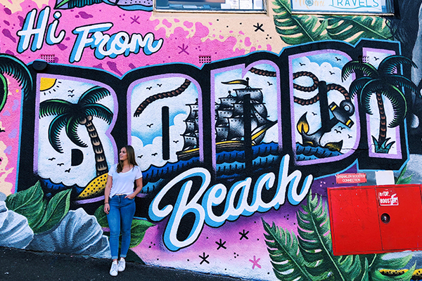 DAY 3 – 4 BONDI BEACH VIBES